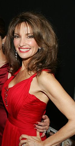 Susan Lucci played Erica Kane on One Life to Live(courtesy of Wikimedia Commons)