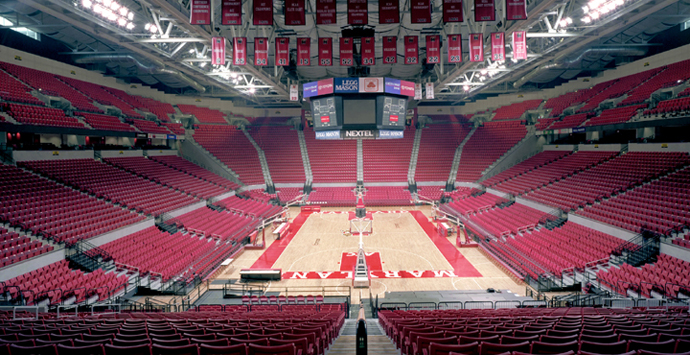 The XFINITY Center in College Park, Maryland