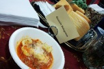 """Floriana brought their """"A"""" game with their gnocchi bolognese."""